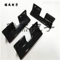 黑色浸塑铜软连接电池串联软铜带精良生产