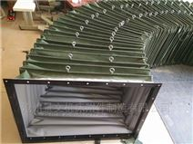 新疆长方形阻燃风道伸缩软连接厂家