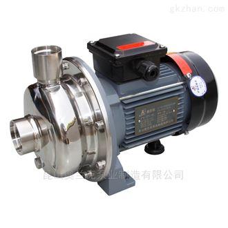 CPS-10离心式不锈钢热水循环泵