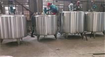 亿德利供应300L~10000L制药 不锈钢冷热缸