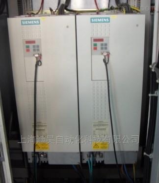 西门子6SE71工程变频器维修