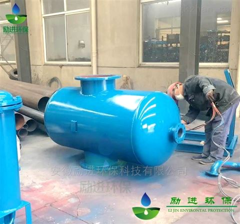 市政供水螺旋微泡排气阀