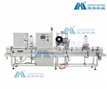 全自动硫酸灌装机(灌装生产线)