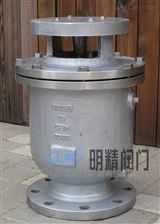 CARX型法兰型铸钢复合式排气阀
