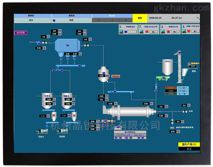 工业平板电脑RPC-T15A1900X