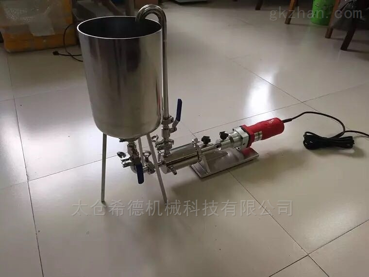 废水处理剂剪切研磨机