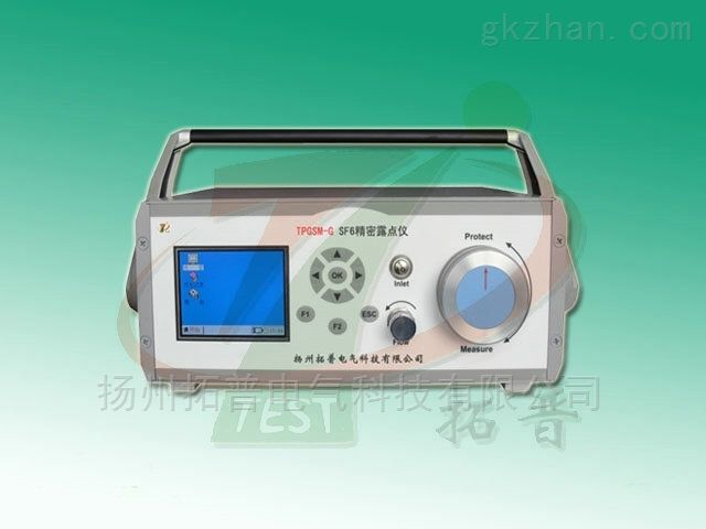 TPGSM-G SF6精密露点仪生产厂家