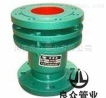 高山平原使用SS2型鑄鐵套管雙盤伸縮器