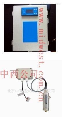 中西在线余氯仪型号:SH50/ZXYL-I