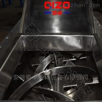 化工专用偏硅酸钠 塑胶粒子卧式螺带混合机