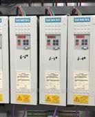西门子6SE70变频器显示E闪烁维修