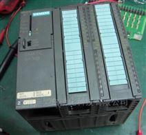 西门子300PLC DP通讯不上维修,通讯口烧毁维修