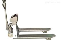 宁波2T叉车电子秤,带电子秤手动叉车报价,高精度电子叉车秤