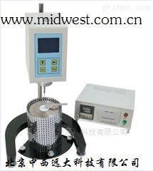 布氏旋转粘度计 型号:CN66M/NDJ-1C