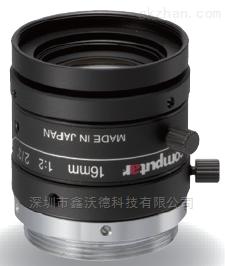 代理日本computar五百万像素镜头M1620-MPW2