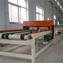 全新设计水泥基匀质板生产设备 节约投资