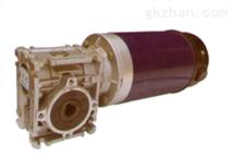 蜗轮减速器