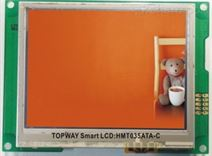 拓普微3.5寸320x240 智能TFT液晶模块