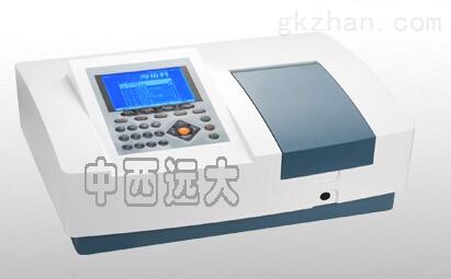 中西紫外可见分光光度计 型号:AA63/UV1800