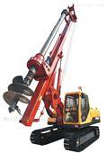 厂家直销小型旋挖钻机农村基础打桩机