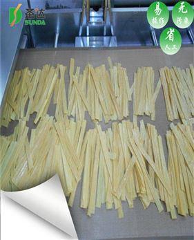 豆制品微波干燥设备腐竹干燥机