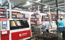 数控车床机械手实现机床自动化生产线