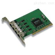 4口RS-232通用PCI多串口通讯卡