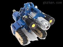 智能管道爬行机器人