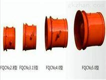 FQC型礦用氣動抽出式軸流局部通風機