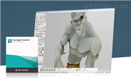 自由造型设计系统Geomagic Freeform