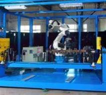 农业旋耕机机器人自动化焊接工作站