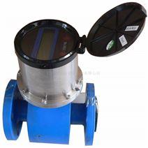 电池供电电磁流量计,工业水表