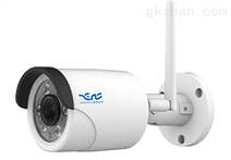 H.265 200万红外高清一体化无线网络摄像机