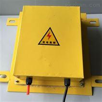 防爆溜槽堵塞保护装置