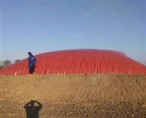 150立方红泥沼气池修建图纸软体储气袋方法