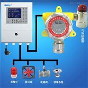 化工厂仓库可燃气体浓度报警器,防爆型可燃气体探测器