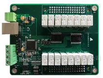 继电器模块16路2A(可定制)