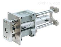 日本SMC带导杆气缸图片