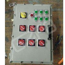 防爆立式操作箱 三回路防爆配电箱大量供应