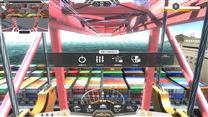 厂家直销WM系列港口式起重机仿真教学模拟器