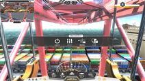 廠家直銷WM系列港口式起重機仿真教學模擬器
