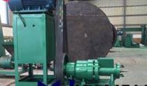 高產量木炭制棒機