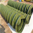三明橡胶风管帆布密封伸缩软连接