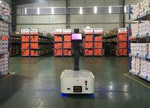 仓储搬运机器人