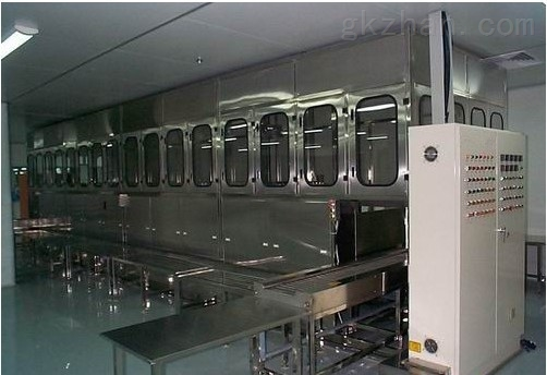 苏州多臂式全自动超声波清洗机/大型载重超声波清洗机参数