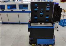 无标记自主移动搬运机器人