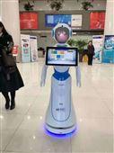 人民医院大厅迎宾讲解医疗导医导诊机器人
