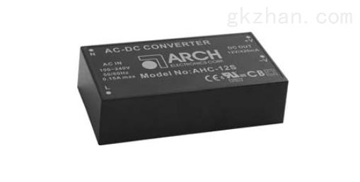 翊嘉AC/DC模块电源AHCH10-4S AHCH10-12S