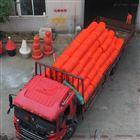出口海外抽沙管浮子 对夹式管道浮筒规格