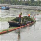 水库渔船拦截浮筒